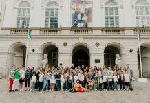 Фото загальне - знімальна команда та учасники проекту