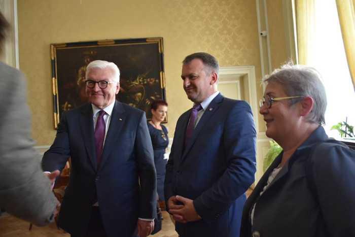 Президент Німеччини у Львові