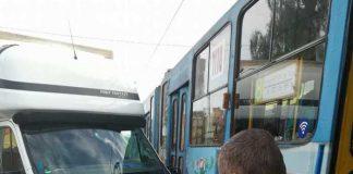 Аварія на Стуса у Львові. Фото - Варта-1