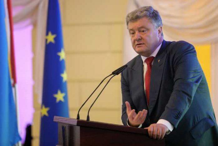 Президент України Петро Порошенко