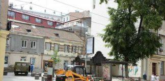 У Садового обмежать рух вулицею Дорошенка