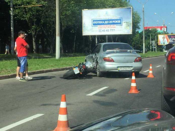 У Львові сталась аварія