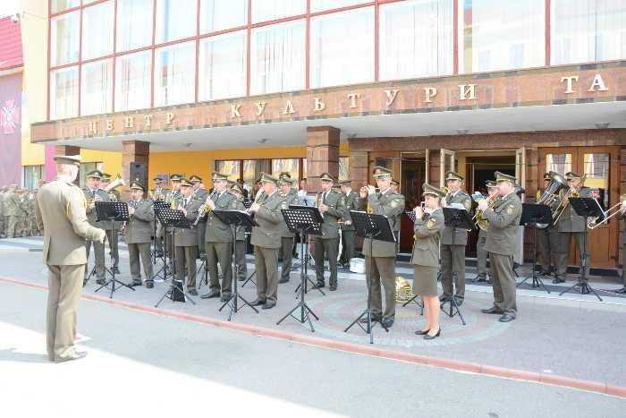 В Академії сухопутних військ організували день відкритих дверей