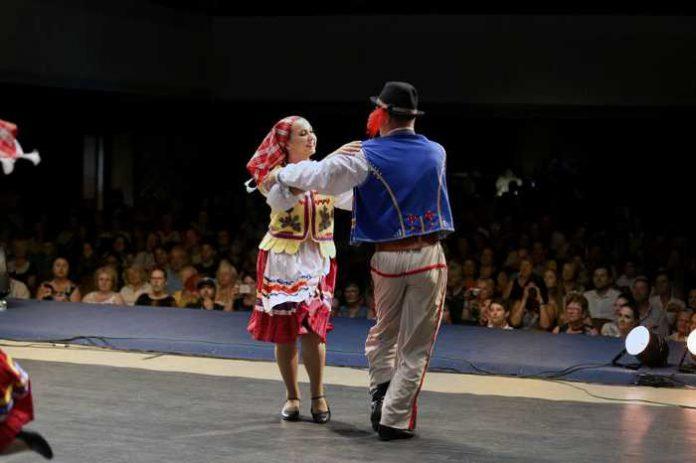 У Львові відбувся Міжнародний фестиваль української пісні і танцю