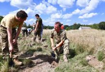 На Львівщині відпрацювали один з елементів навчань територіальної оборони