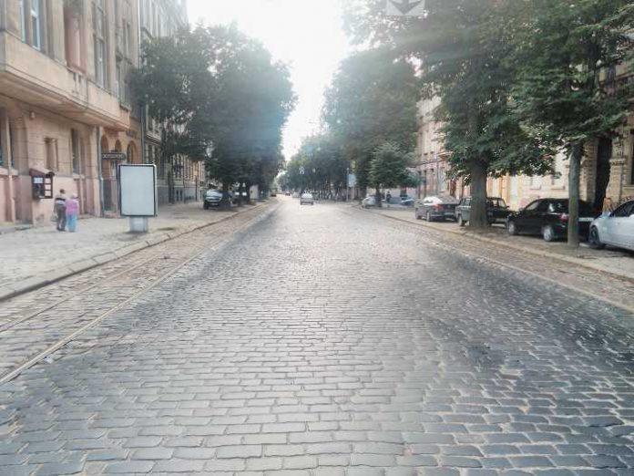 Львів'ян запрошують прийти і висловити свою думку щодо ремонту вулиці Бандери