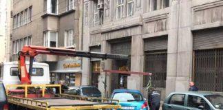 Паркування у центрі Львова