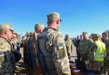 Порошенко на Львівщині ознайомився з ходом навчань територіальної оборони