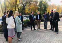 На Львівщині триває будівництво пам'ятника героям ЗУНР