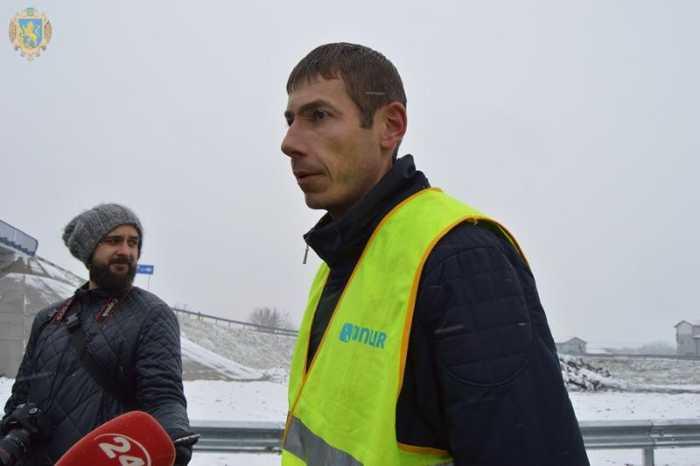 """На дорозі """"Київ-Чоп"""" поблизу Винник відкрили транспортну розв'язку"""