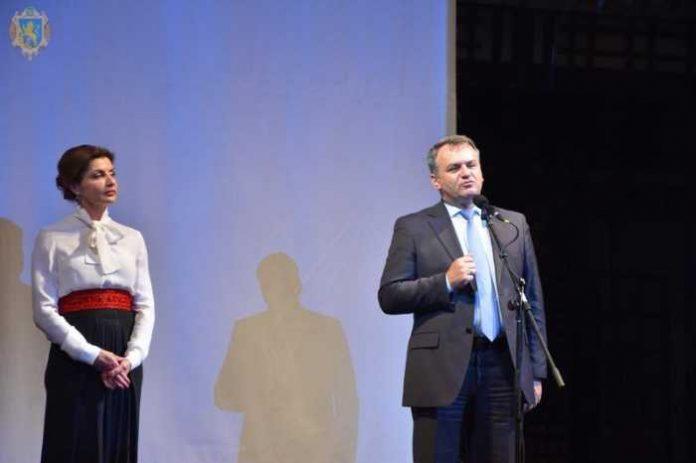 Марина Порошенко відвідала Міжнародний фестиваль оперного мистецтва імені Соломії Крушельницької