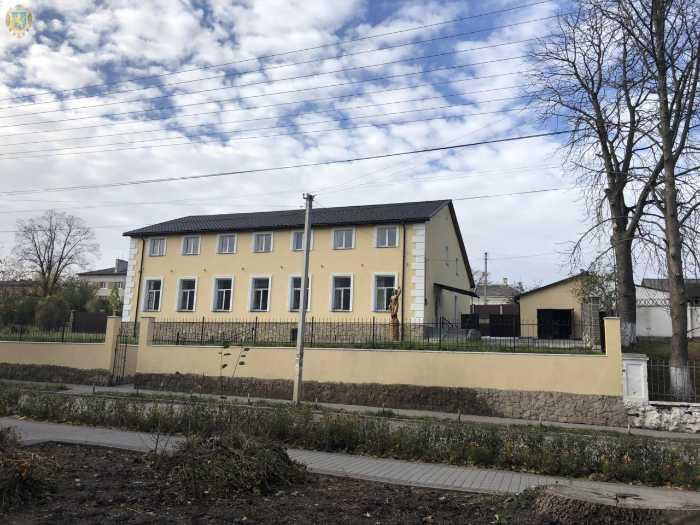 На Золочівщині відкрили оновлений районний суд