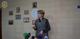 Міністр освіти Лілія Гриневич