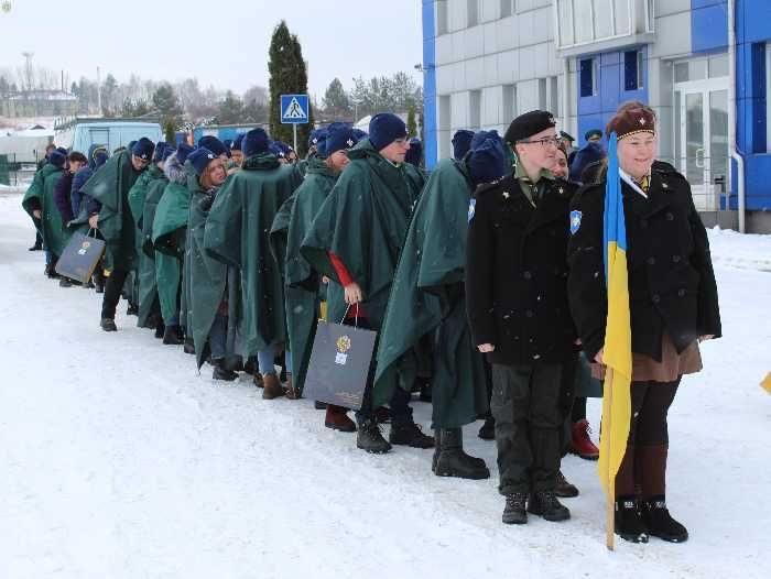 На українсько-польському кордоні передали Вифлеємський вогонь миру