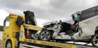 Аварія у Чехії