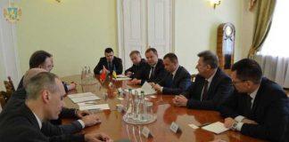 Львівщина активізує співпрацю з Республікою Білорусь