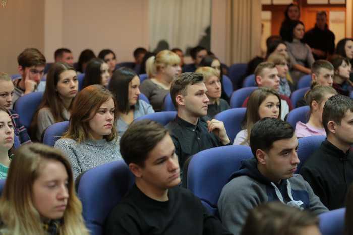 Семерак зустрівся із студентами-екологами Львівщини