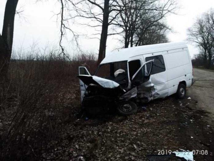 На Львівщині у жахливій аварії травмувались четверо осіб