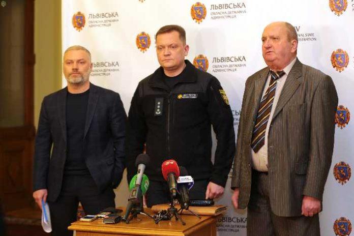 Керівник ДСНС Львівщини