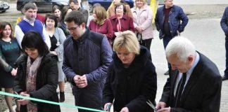 На Жидачівщині відкрили новий Центр надання адміністративних послуг