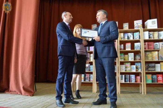 У кожну бібліотеку Львівщини потрапить по 150 примірників книг