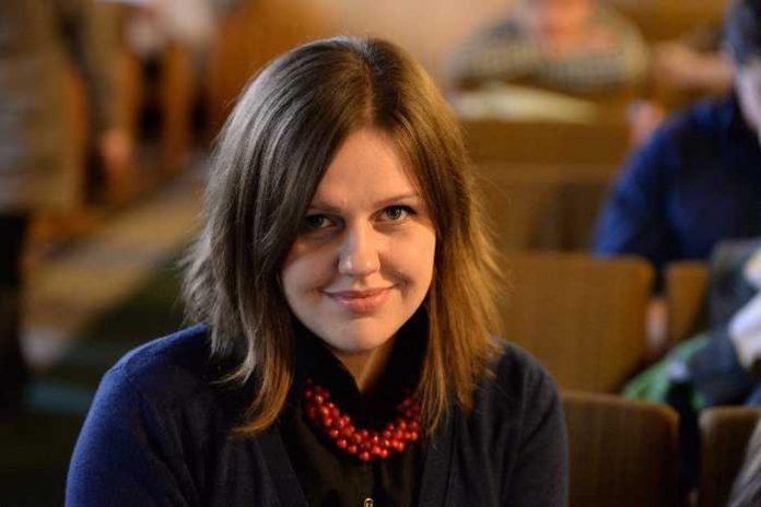 Аня Джунківська. Фото - фб