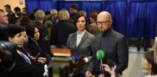 Новий президент повинен знайти в собі сили звернутися і до тих виборців, які проголосували за його опонента, - Яценюк