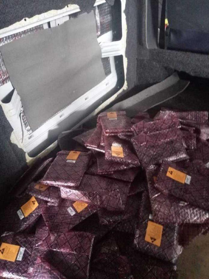 На кордоні з Польщею виявили 165 контрабандних ґаджетів
