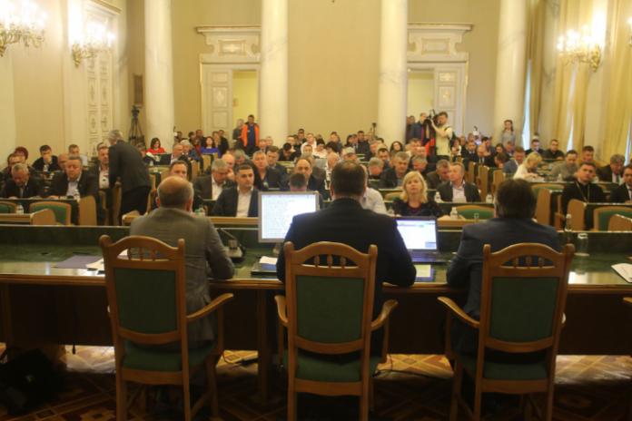 Львівська облрада проголосувала за створення комунального закладу «