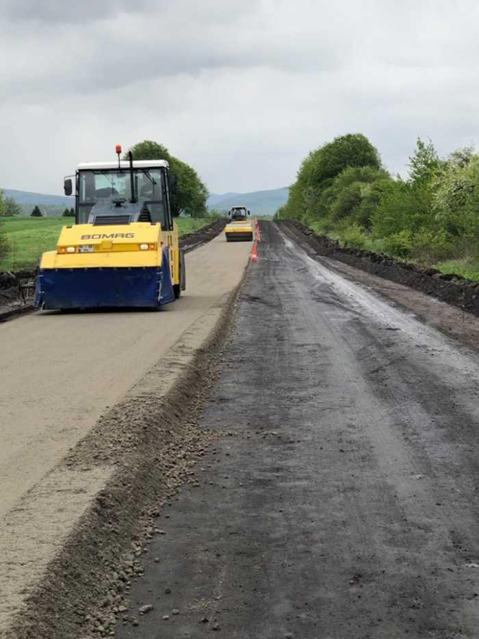 На Львівщині розпочався ремонт ще однієї дороги