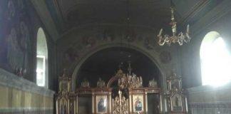 На Львівщині горіла церква