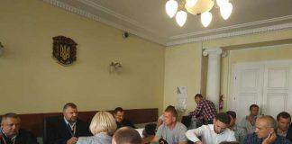 На Львівщині суд почав розгляд апеляції щодо перерахунку голосів на 119 окрузі. Фото Ольга Зеліско