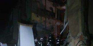 Поліцейські відкрили кримінальне провадження за фактом обвалу житлового будинку у Дрогобичі