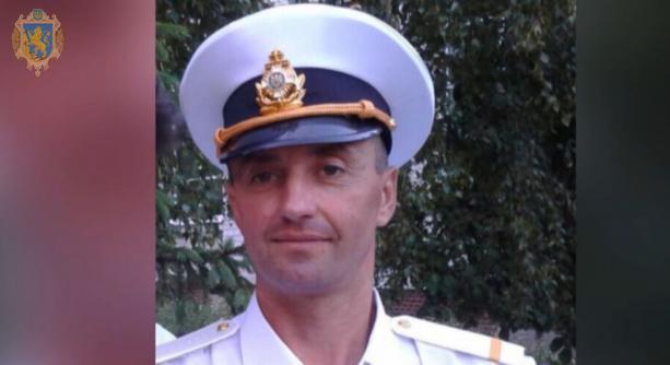 Львівський моряк Андрій Оприско повернувся на Батьківщину