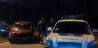 У Львові затримали водія, який втік після ДТП