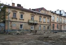 На Хімічній просідає будинок: мешканців хочуть переселити в орендовані квартири