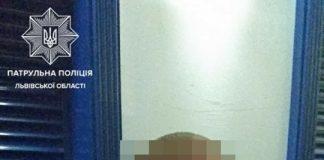 У центрі Львова інспектори відмовились від 1000 гривень. Фото Патрульна поліція Львівської області