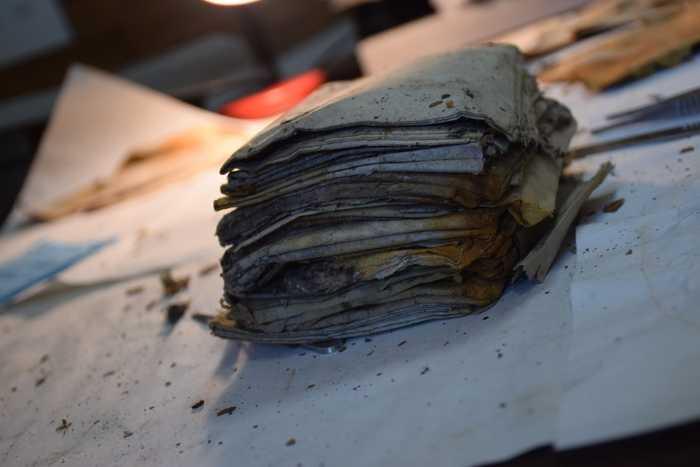 У лісах на Західній Україні відкопали невідомі звіти УПА
