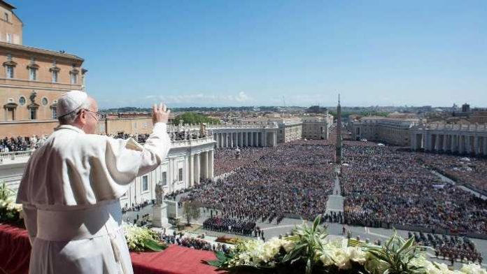 У Ватикані великодні богослужіння пройдуть без віруючих