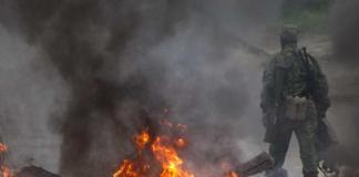 Війна на Донбасі: один український захисник загинув. Фото: відкриті джерела.