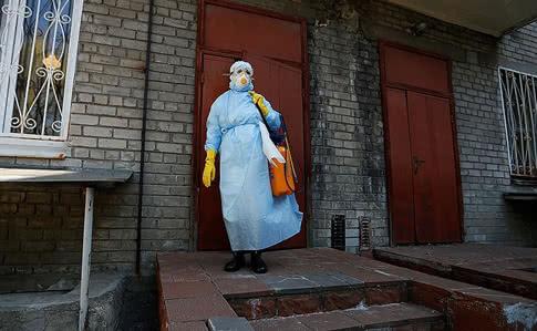 Коронавірус. Фото: Українська правда.