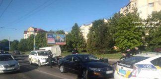 У Львові відшукали викрадений автомобіль